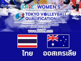 วอลเลย์บอลไทยออสเตรเลีย