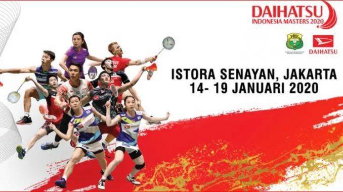 DAIHATSU INDONESIA MASTERS 2020