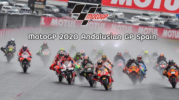 MotoGP 2020 Andalusian GP