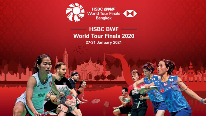 BWF WORLD TOUR FINALS 2020