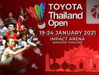 TOYOTA THAILAND OPEN 2021