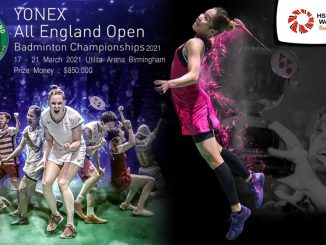 YONEX ALL ENGLAND OPEN BADMINTON CHAMPIONSHIPS 2021
